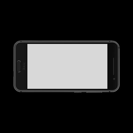 HTC One A9 Black Mock Up
