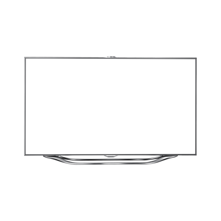 samsung tv mock up png